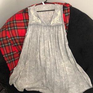 Dresses & Skirts - embroidered sundress
